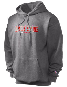 Emily Spong Elementary School Cadets Champion Men's Hooded Sweatshirt