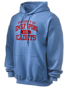 Emily Spong Elementary School Cadets Ultra Blend 50/50 Hooded Sweatshirt