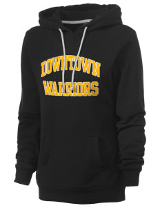 Downtown Middle School Warriors Women's Core Fleece Hooded Sweatshirt