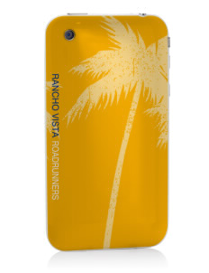 Rancho Vista Elementary School Roadrunners Apple iPhone 3G/ 3GS Skin