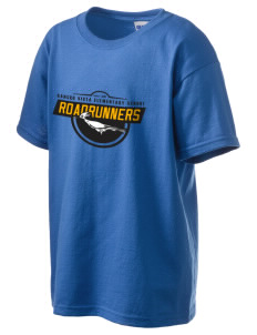Rancho Vista Elementary School Roadrunners Kid's 6.1 oz Ultra Cotton T-Shirt
