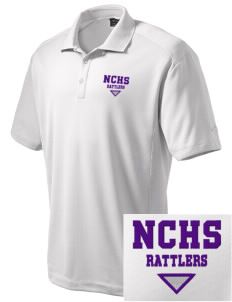 North Canyon High School Rattlers Embroidered Nike Men's Dri-Fit Classic Polo