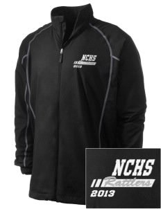 North Canyon High School Rattlers Embroidered Men's Nike Golf Full Zip Wind Jacket