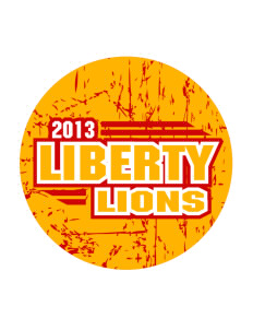 Liberty Alternative Education Center Lions Sticker