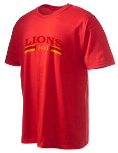 Liberty Alternative Education Center Lions Ultra Cotton T-Shirt