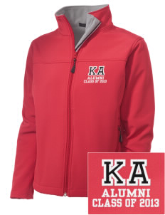 Kern Avenue Elementary School Bobcats Embroidered Women's Soft Shell Jacket