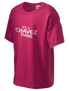 Chavez Elementary School Dolphins Kid's 6.1 oz Ultra Cotton T-Shirt