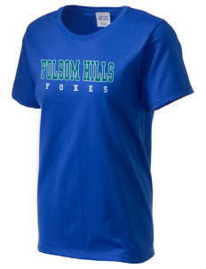Folsom Hills Elementary School Foxes Women's Essential T-Shirt