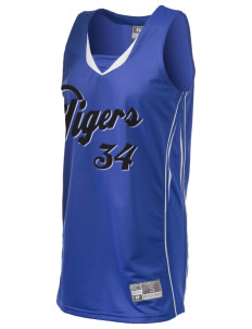 Topaz Elementary School Tigers Holloway Women's Piketon Jersey