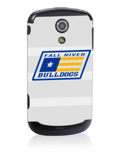Fall River Senior High School Bulldogs Samsung Epic D700 4G Skin