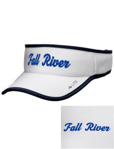 Fall River Senior High School Bulldogs Embroidered Lite Series Active Visor