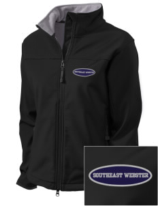 Southeast Webster Middle School Eagles Embroidered Women's Glacier Soft Shell Jacket
