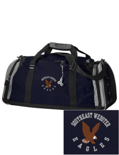 Southeast Webster Middle School Eagles Embroidered OGIO All Terrain Duffel