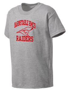 Barnstable HMCS School Raiders Kid's T-Shirt