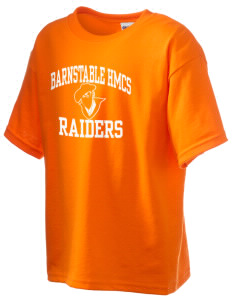 Barnstable HMCS School Raiders Kid's 6.1 oz Ultra Cotton T-Shirt