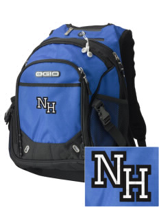 Nichols Hills Elementary School Rattlesnakes Embroidered OGIO Fugitive Backpack