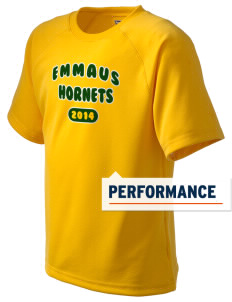 Emmaus High School Hornets  Kid's Dry Zone T-Shirt