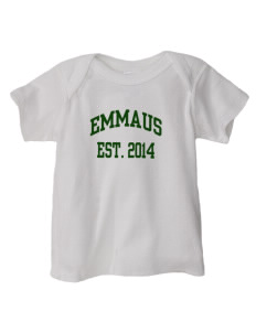 Emmaus High School Hornets  Baby Lap Shoulder T-Shirt