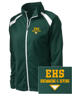 Emmaus High School Hornets Embroidered Women's Tricot Track Jacket