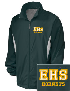 Emmaus High School Hornets Embroidered Holloway Men's Full-Zip Jacket