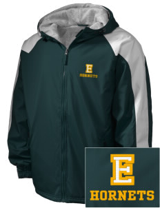 Emmaus High School Hornets Embroidered Holloway Men's Weather Resistant Full-Zip Jacket