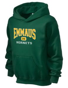 Emmaus High School Hornets Holloway Kid's 50/50 Hooded Sweatshirt