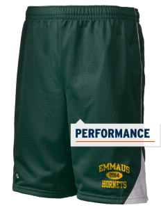 "Emmaus High School Hornets Holloway Men's Possession Performance Shorts, 9"" Inseam"