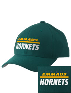 Emmaus High School Hornets Embroidered Pro Model Fitted Cap