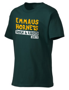 Emmaus High School Hornets Kid's Lightweight T-Shirt