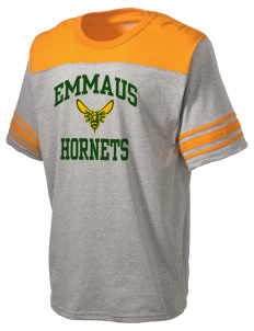 Emmaus High School Hornets Holloway Men's Champ T-Shirt