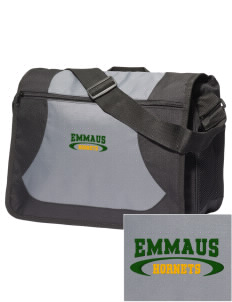 Emmaus High School Hornets Embroidered Midcity Messenger Bag