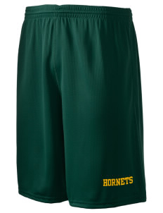 "Emmaus High School Hornets Holloway Men's Speed Shorts, 9"" Inseam"