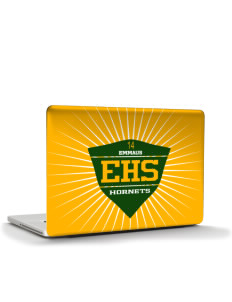 "Emmaus High School Hornets Apple Macbook Pro 17"" (2008 Model) Skin"