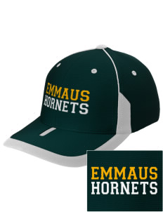Emmaus High School Hornets Embroidered M2 Universal Fitted Contrast Cap