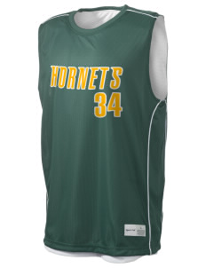 Emmaus High School Hornets Men's PosiCharge Mesh Reversible T-Shirt