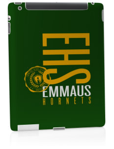 Emmaus High School Hornets Apple iPad 2 Skin