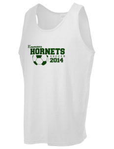 Emmaus High School Hornets  Men's Ultra Cotton Tank