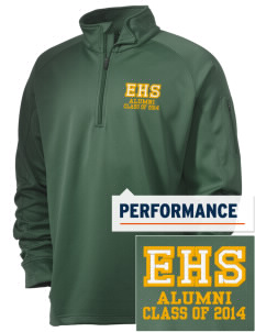 Emmaus High School Hornets Embroidered Men's Tech Fleece 1/4 Zip Pullover
