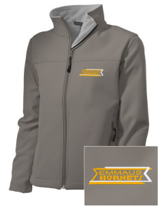 Emmaus High School Hornets Embroidered Women's Soft Shell Jacket