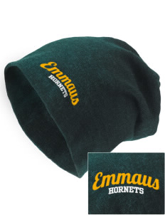 Emmaus High School Hornets Embroidered Slouch Beanie