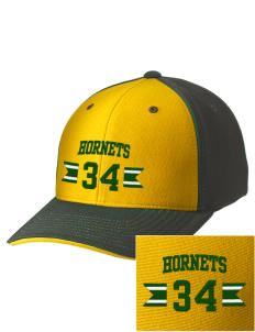Emmaus High School Hornets Embroidered M2 Contrast Cap
