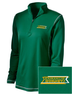 Emmaus High School Hornets Embroidered Holloway Women's Condition Training Warm-Up Jacket