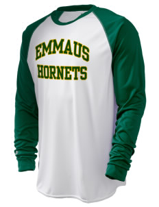 Emmaus High School Hornets Holloway Men's Doubleplay T-Shirt
