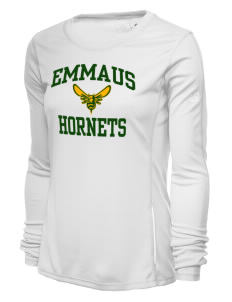 Emmaus High School Hornets Women's New Balance Tempo Long-Sleeve Performance T-Shirt