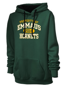 Emmaus High School Hornets Junior's Concert Fleece Hoodie