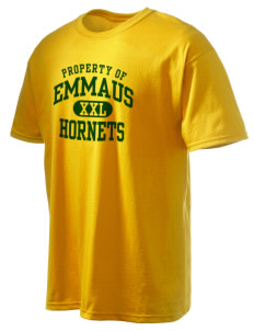 Emmaus High School Hornets Men's Ultra Cotton T-Shirt