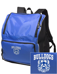 Colleton Middle School Annex Bulldogs Embroidered Holloway Backpack