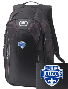Colleton Middle School Annex Bulldogs Embroidered OGIO Marshall Backpack
