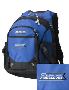 Colleton Middle School Annex Bulldogs Embroidered OGIO Fugitive Backpack