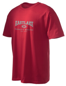 Eastlake High School Wolves Ultra Cotton T-Shirt